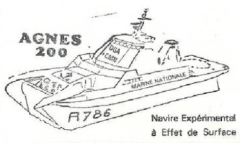 * AGNÈS 200 (1990/1992) * 92-0110