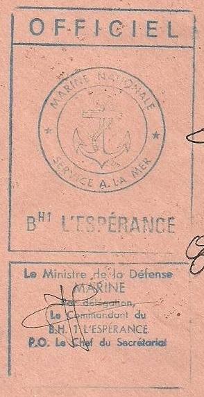 * L'ESPÉRANCE (1968/2000) * 92-0112