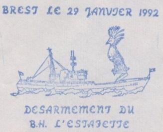 * L'ESTAFETTE (1969/1991) * 92-0113