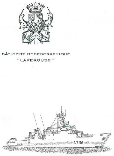 * LAPÉROUSE (1988/....) * 92-0114
