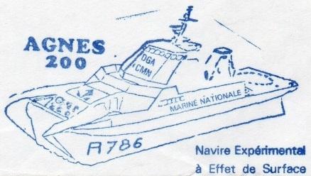 * AGNÈS 200 (1990/1992) * 92-0213
