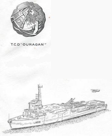 * OURAGAN (1965/2006) * 92-0217