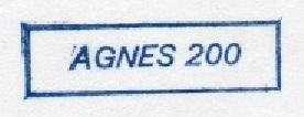 * AGNÈS 200 (1990/1992) * 92-02_14