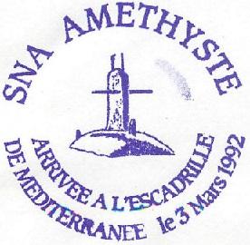 * AMETHYSTE (1992/....) * 92-0315