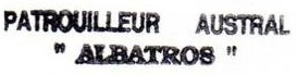 * ALBATROS (1984/2015) * 92-04_15