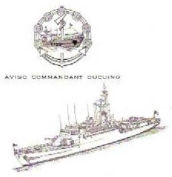 * COMMANDANT DUCUING (1983/....) * 92-0510