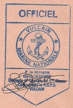 * VULCAIN (1986/....) * 92-0516