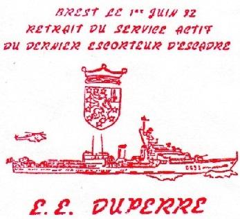 * DUPERRÉ (1957/1992) * 92-0615