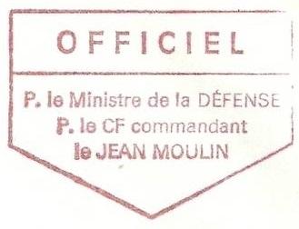 * JEAN MOULIN (1977/1999) * 92-0711