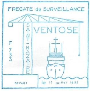 * VENTÔSE (1993/....) * 92-0721