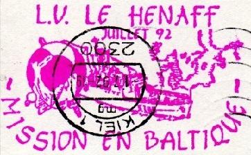 * LIEUTENANT DE VAISSEAU LE HÉNAFF (1980/....) * 92-07_11