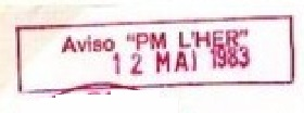 * PREMIER MAÎTRE L'HER (1981/....) * 92-07_12