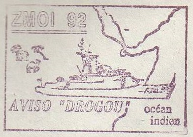 * DROGOU (1976/2000) * 92-0814