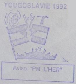 * PREMIER MAÎTRE L'HER (1981/....) * 92-0815