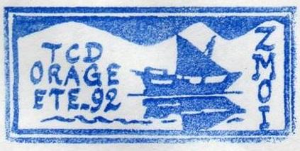 * ORAGE (1968/2007) * 92-0818