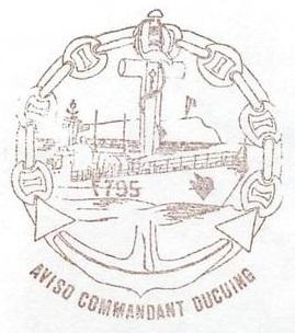 * COMMANDANT DUCUING (1983/....) * 92-08_10