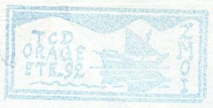 * ORAGE (1968/2007) * 92-08_14