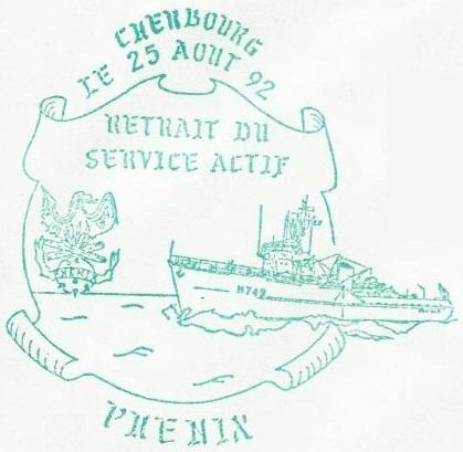 * PHENIX (1956/1992) * 92-08_15