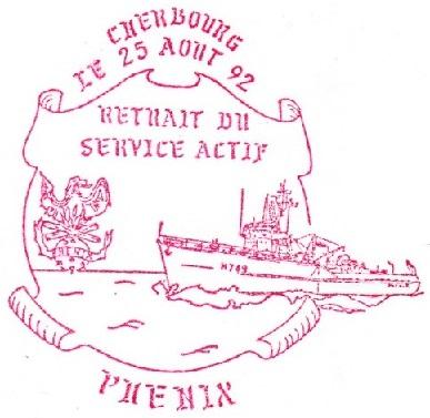 * PHÉNIX (1956/1992) * 92-08_16