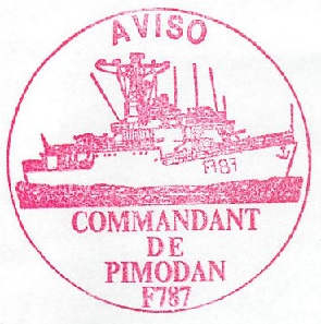 * COMMANDANT DE PIMODAN (1978/2000) * 92-0910