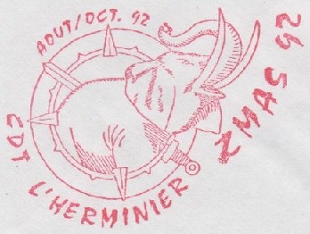* COMMANDANT L'HERMINIER (1986/2018) * 92-0911