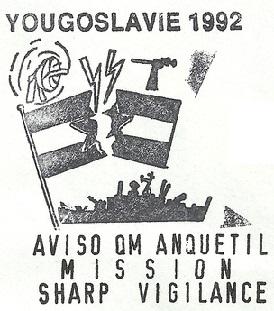 * QUARTIER-MAÎTRE ANQUETIL (1979/2000) * 92-1012