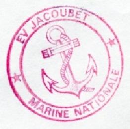 * ENSEIGNE DE VAISSEAU JACOUBET (1982/....) * 92-11_11