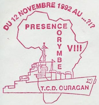 * OURAGAN (1965/2006) * 92-1213
