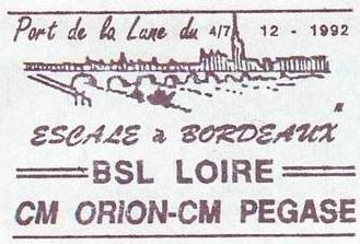 * PÉGASE (1985/....) * 92-1214