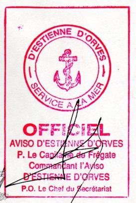 * D'ESTIENNE D'ORVES (1976/1999) * 92-12_11