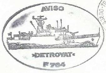 * DETROYAT (1977/1997) * 93-0110