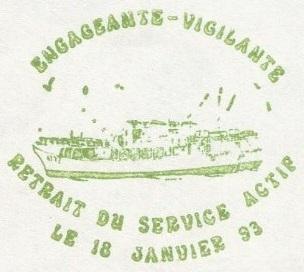 * VIGILANTE (1976/1993) * 93-0115