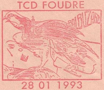 * FOUDRE (1990/2011) * 93-0117
