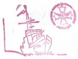 * ENSEIGNE DE VAISSEAU JACOUBET (1982/....) * 93-0211