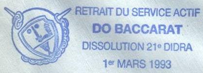 * BACCARAT (1956/1993) * 93-03_12