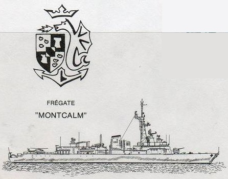 * MONTCALM (1982/2017) * 93-0415