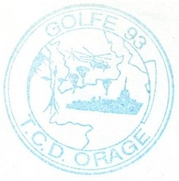 * ORAGE (1968/2007) * 93-0516