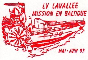 * LIEUTENANT DE VAISSEAU LAVALLÉE  (1980/2018) * 93-05_12