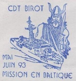 * COMMANDANT BIROT (1984/....) * 93-06_10