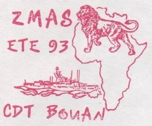 * COMMANDANT BOUAN (1984/....) * 93-0710