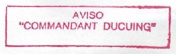 * COMMANDANT DUCUING (1983/....) * 93-0711