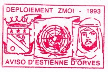 * D'ESTIENNE D'ORVES (1976/1999) * 93-0712