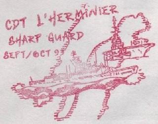 * COMMANDANT L'HERMINIER (1986/2018) * 93-0910