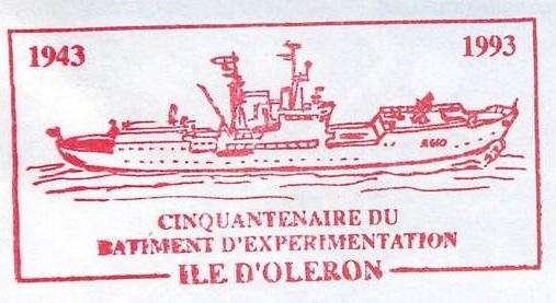 * ÎLE D'OLÉRON (1945/2002) * 93-1010