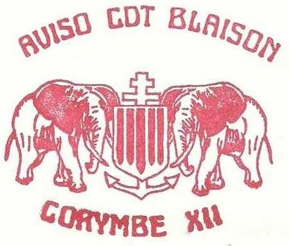 * COMMANDANT BLAISON (1982/....) * 93-10_10