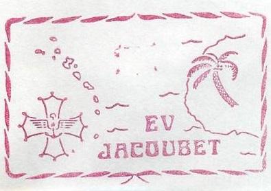 * ENSEIGNE DE VAISSEAU JACOUBET (1982/....) * 94-0410