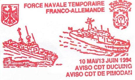 * COMMANDANT DE PIMODAN (1978/2000) * 94-05_10