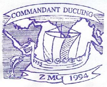 * COMMANDANT DUCUING (1983/....) * 94-0613