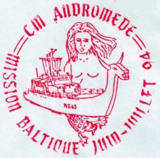 * ANDROMÈDE (1984/....) * 94-0618