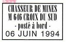 * CROIX DU SUD (1986/....) * 94-0619